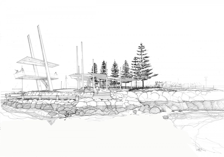 Geraldton Eastern Breakwater